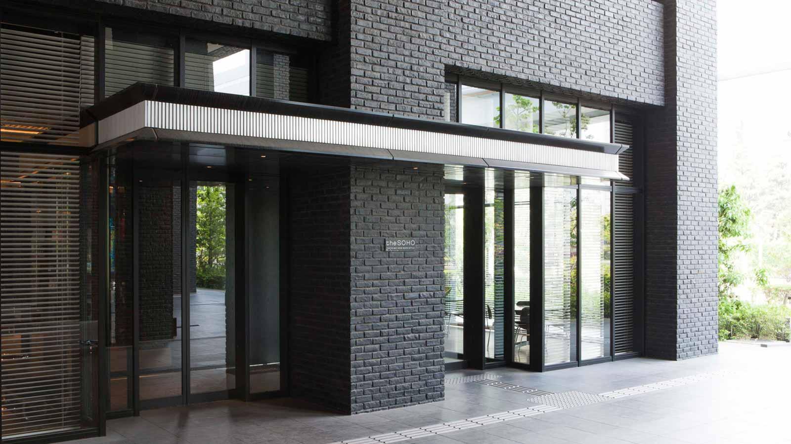 entrance hall the soho studios